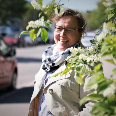 Liikenneturvan eläköityvä toimitusjohtaja Anna-Liisa Tarvainen