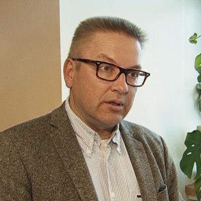 Markku Fredman.