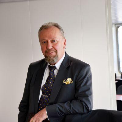Ett porträtt av Peter Ståhlberg.