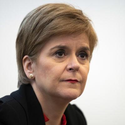 Skottlands försteminister Nicola Sturgeon