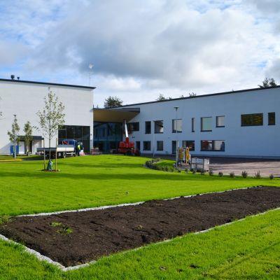Vårberga bildningscentrum i Borgå.