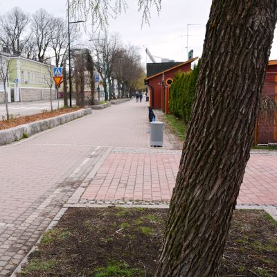 Ågatan i Borgå