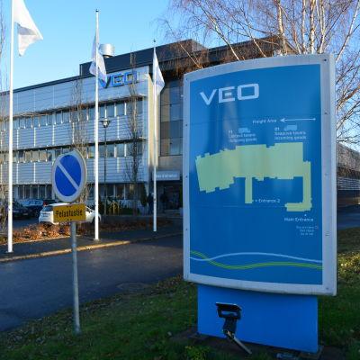 VEO i Vasa.