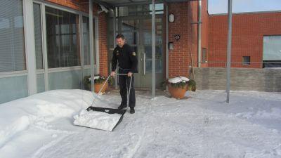 Brandmästare Petri Lyttinen