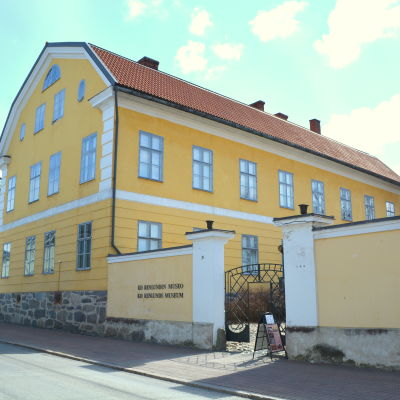 K.H. Renlunds museum i Karleby.