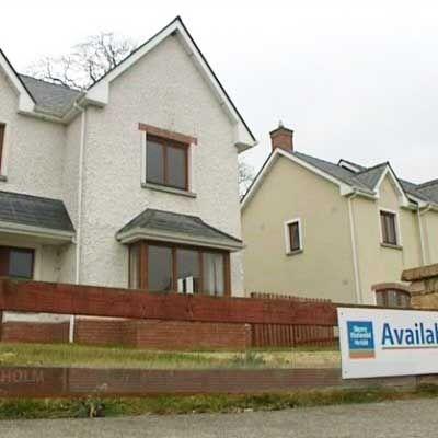 Hus till salu i Longford, Irland