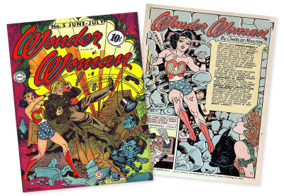 wonderwoman sarja kuva suku puoli