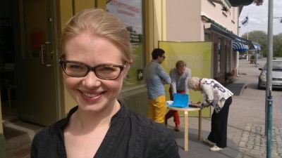 Emma Johansson, Ett nytt Pargas-projektet, 4.6.2014