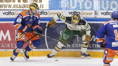 Eemeli Suomi och Anton Levtchi
