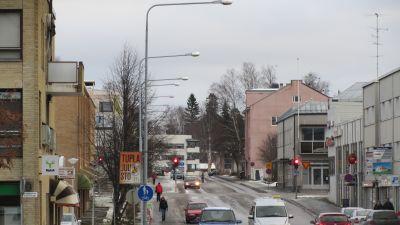 Storgatan i Karleby