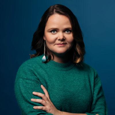 Byline-bild på Johanna Minkkinen