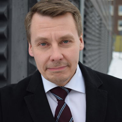 Tuomas Kurttila är barnombudsman i Finland.