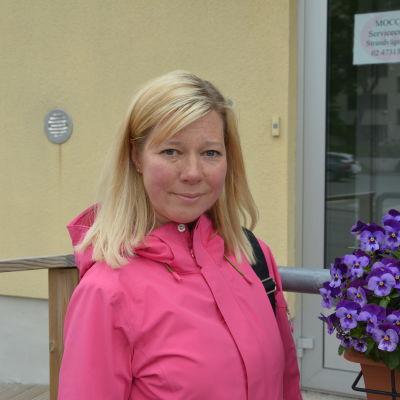Profilbild på Miia Lindström.