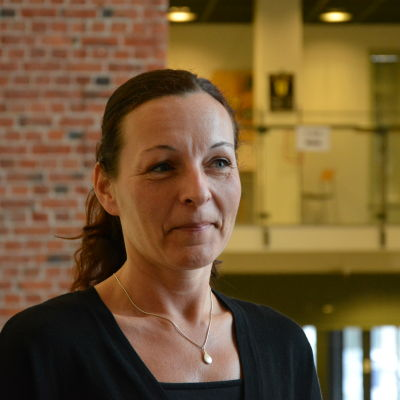 Forskare Marina Lindell