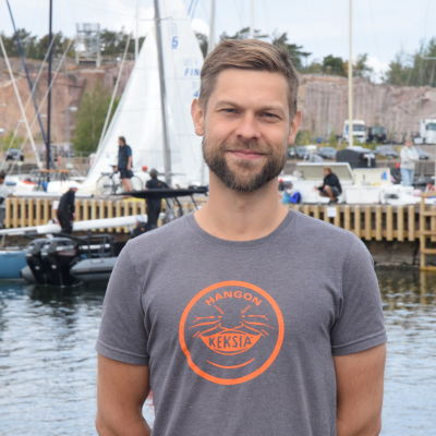 Jon Lindström.