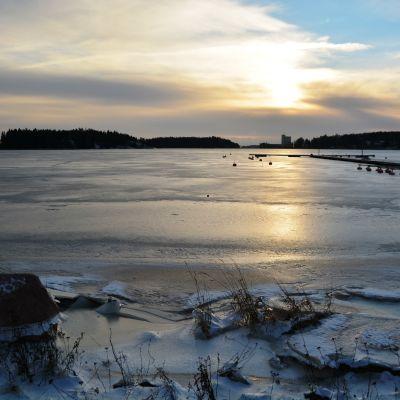 Sågudden i Lovisa.
