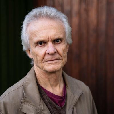 Författaren Kjell Lindblad.