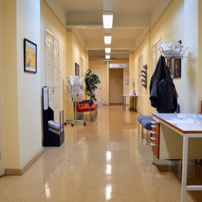 Studenthälsovården i Vasa.