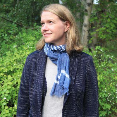 Forskardoktor Ingrid Biese