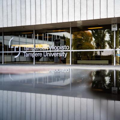 Tamperen yliopisto.