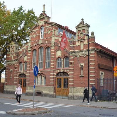 Saluhallen i Åbo.