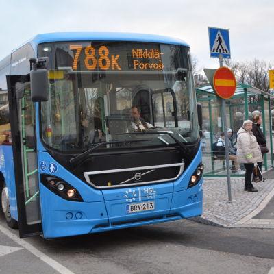 HSL's buss