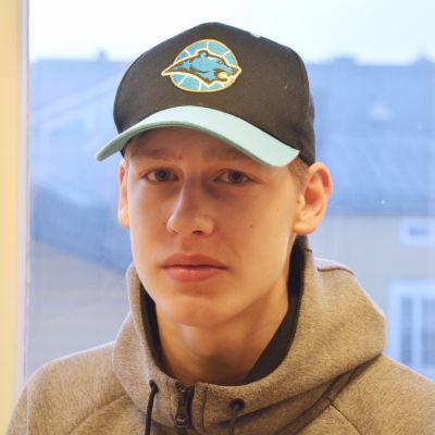 Oscar Storgård.