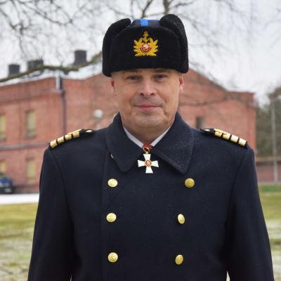 Porträttbild av Juha Kilpi.