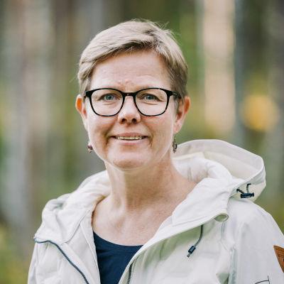 Suomen ympäristö- ja ilmastoministeri Krista Mikkonen.