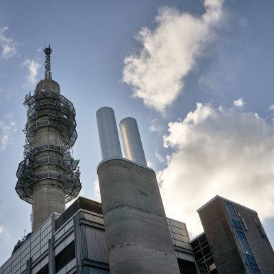 Yle:n torni Pasilassa