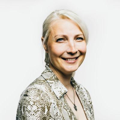 Europarlamentaarikko Laura Huhtasaari.