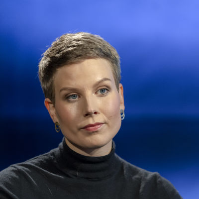 Vihreitten kansanedustaja Jenni Pitko.