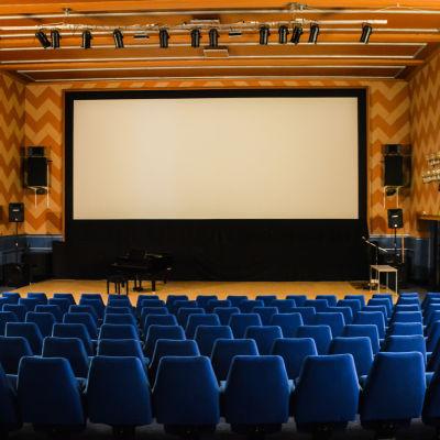 Salen i Kino Marilyn i Lovisa