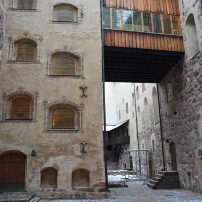Åbo slott i januari 2019.