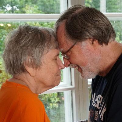 Leif och Gita Lindgren