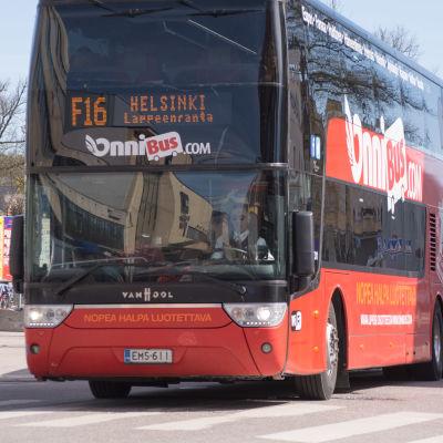 bild på en onnibus buss