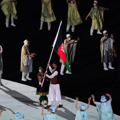 Olympialaiset.