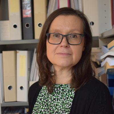 Helena Blomberg är professor i socialpolitik.