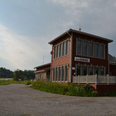 Café Ekborg.