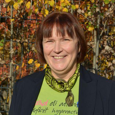 Nina Hovén-Korpela, ADHD-förbundet