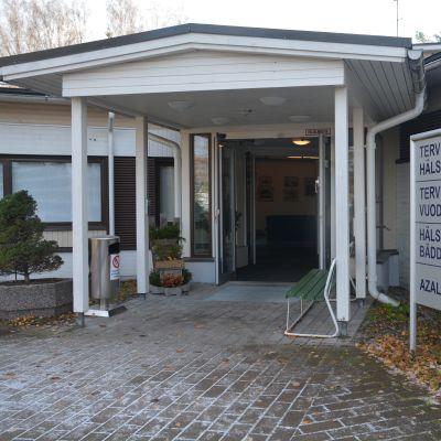 Sjundeå hälsovårdscentral