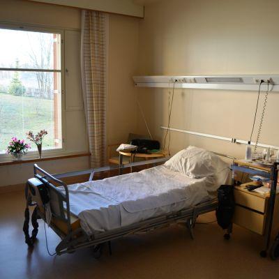 näse sjukhus i borgå