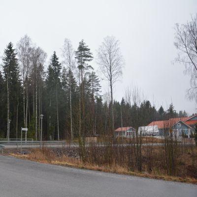 Västerkulla är en möjlig plats för ett ungdomshem i Ingå.