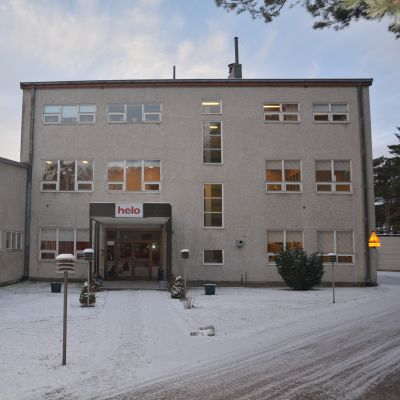 Helo oy i Hangö tillverkar bland annat bastuugnar