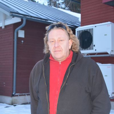 Fiskare Magnus Ekström i Hangö