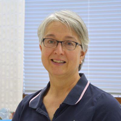 Lääkäri Maria Silfverberg