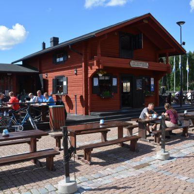 Restaurang Skeppsbron i Lovisa