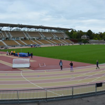 Paavo Nurmis stadion.