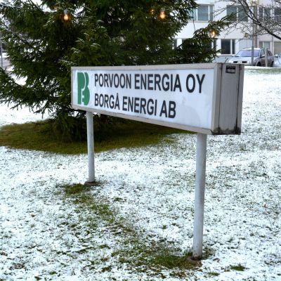 Borgå Energis logga