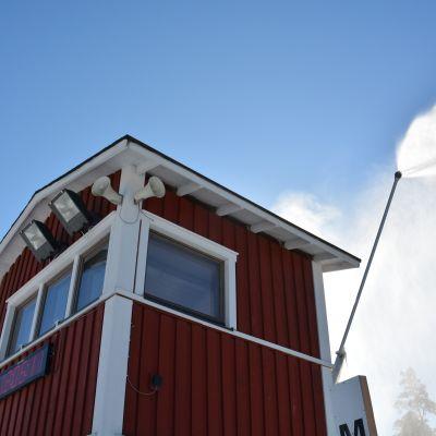 Finby skidstadion i Pargas.
